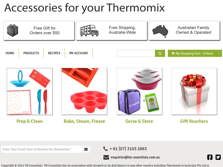 PPT - Get excellent recipes thermomix australia with tm