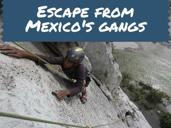 escape from mexico s gangs n.