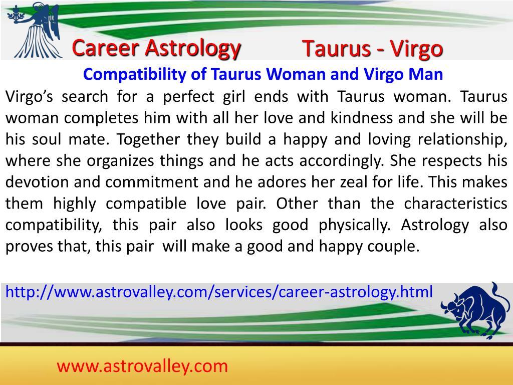 Male virgo taurus woman Virgo Man