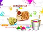 dry fruits for holi