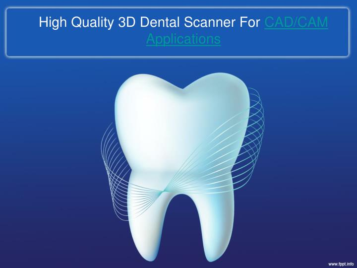 high quality 3d dental scanner for cad cam applications n.