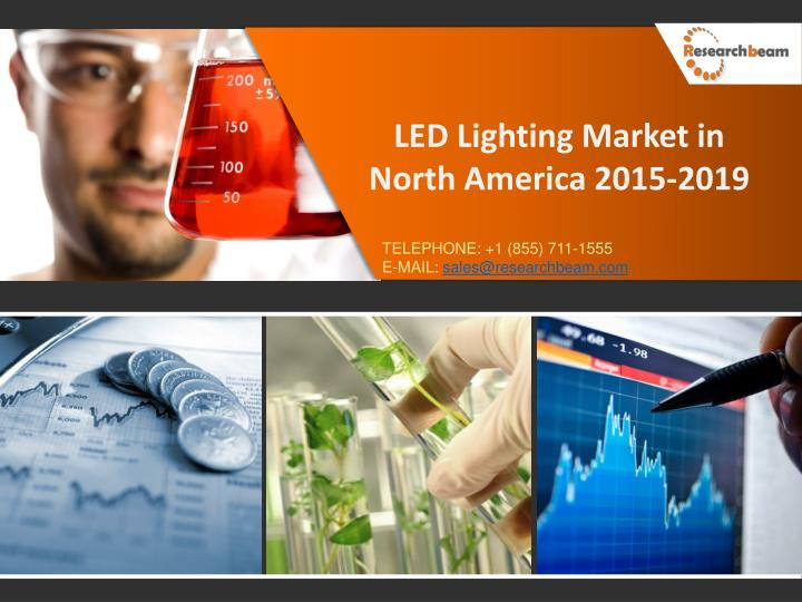 LED Lighting Market in North America 2015-2019