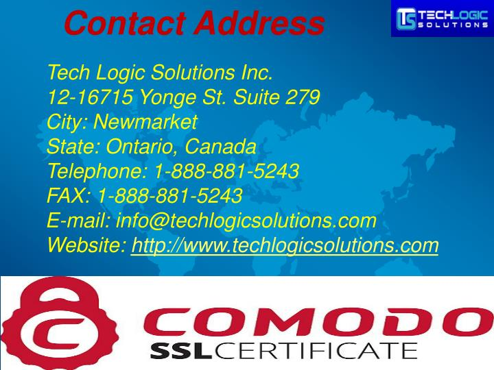 Contact Address