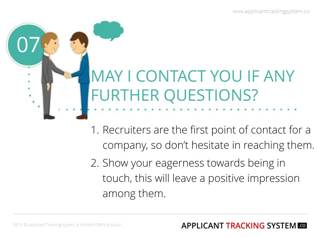 PPT - 7 Questions Candidates should ask during HR Interview