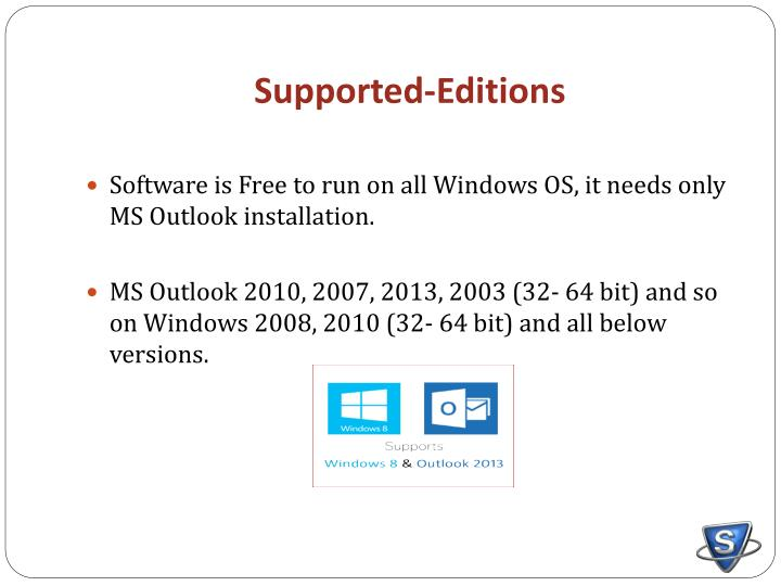 Supported-Editions