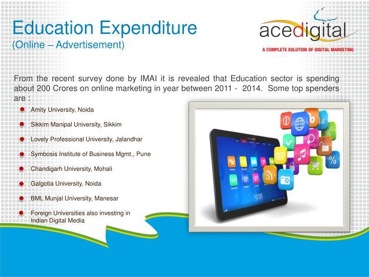 Education Expenditure