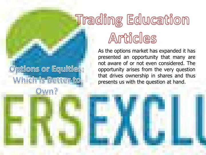 Trading Education Articles