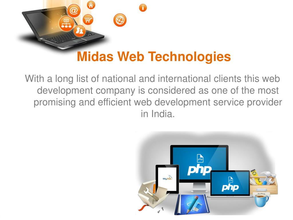 PPT - Information on the Latest Top 10 Web Development Companies i
