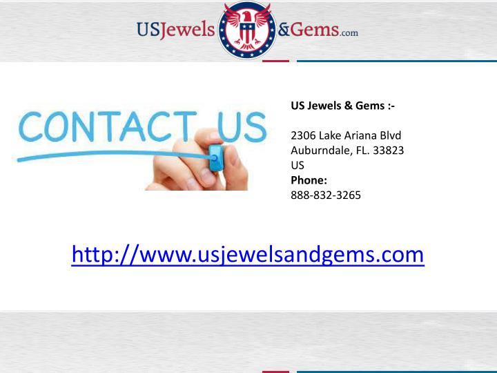 US Jewels & Gems :-