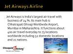 jet airways airline