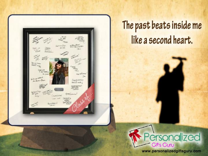 Incredible personalized picture frame