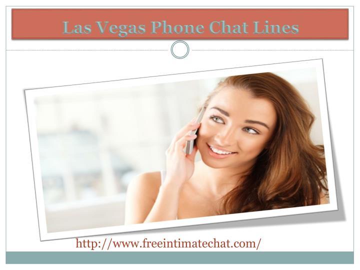 Free Chat Lines In Las Vegas