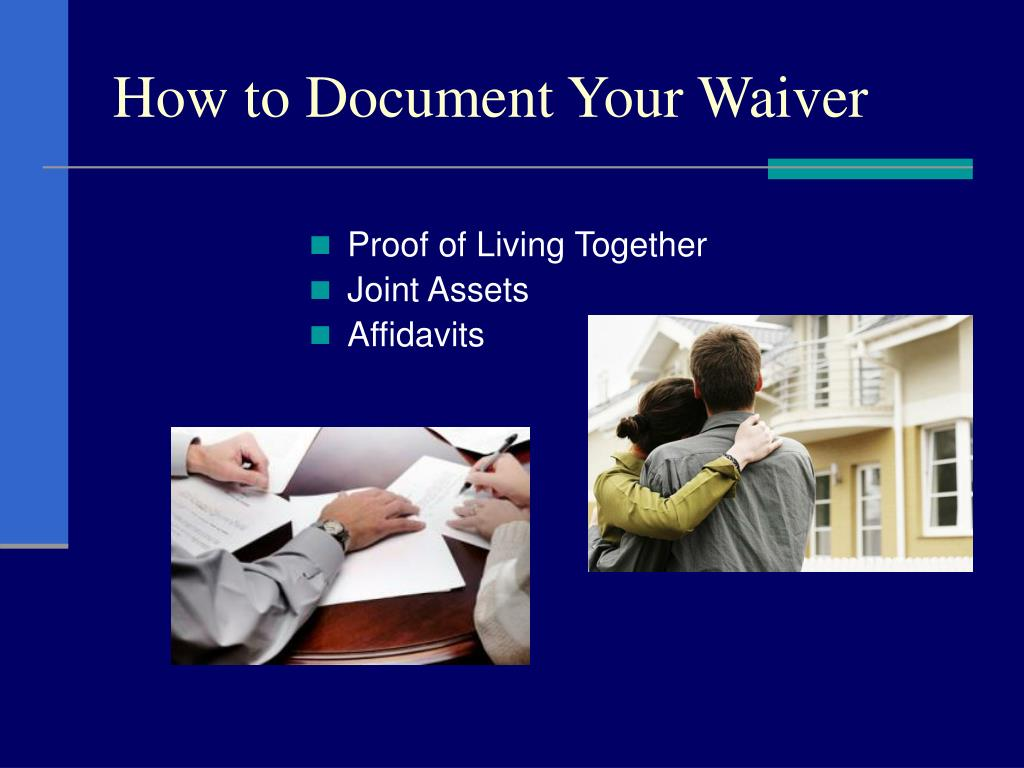 ppt  i751 waiver where a marriage ends in divorce