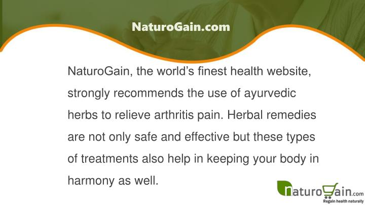 NaturoGain.com