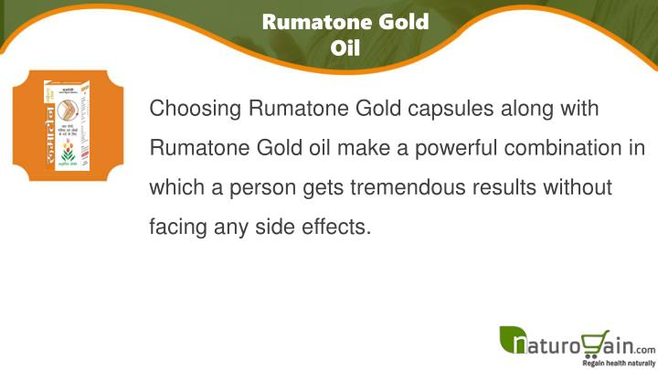 Rumatone