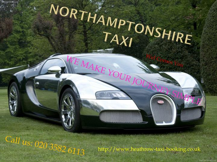 northamptonshire taxi n.