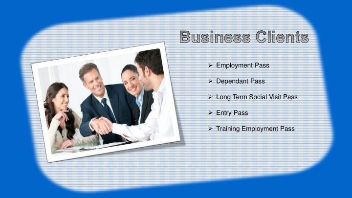 Business Clients