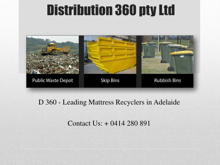 distribution 360 pty ltd n.