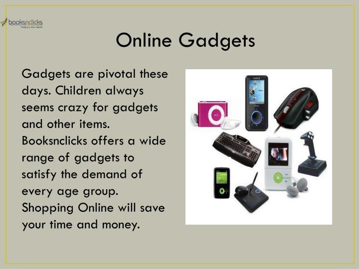 Online Gadgets