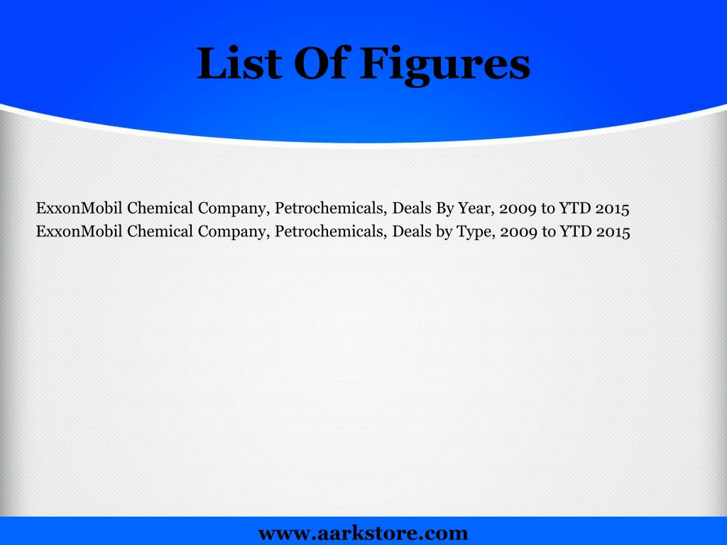 PPT - Aarkstore - ExxonMobil Chemical Company - Strategic