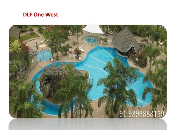 Dlf one west