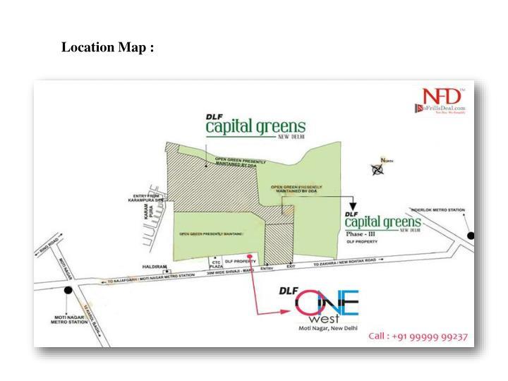 Location Map :