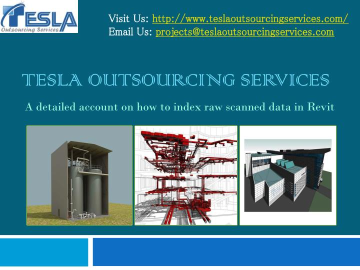 tesla outsourcing services