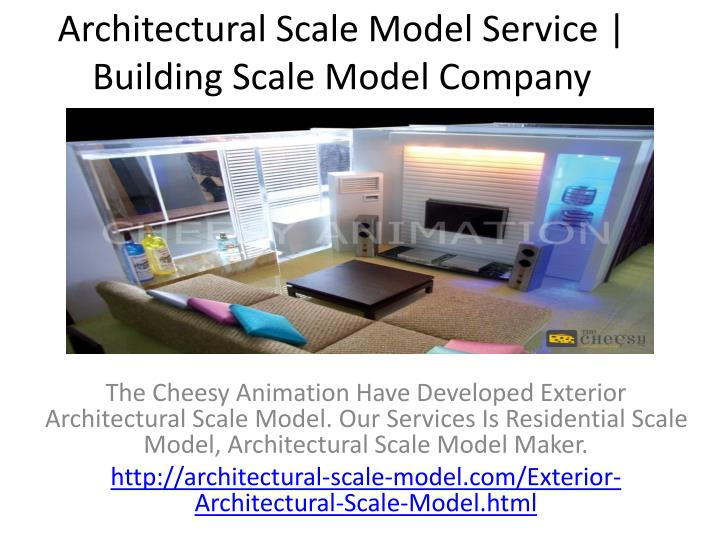 architectural scale model service building scale model company n.