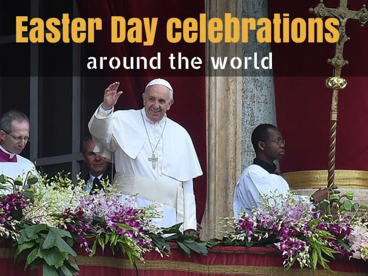 easter day celebrations around the world n.