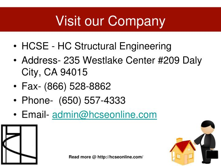 Visit our Company