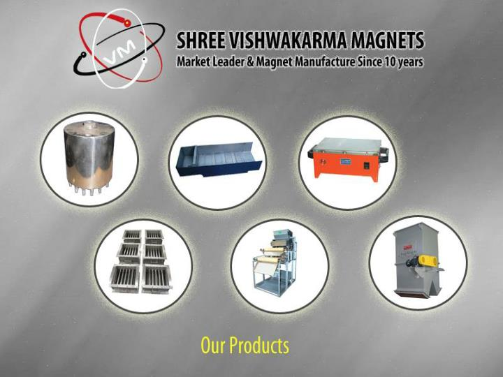 Magnetic separator manufacturers