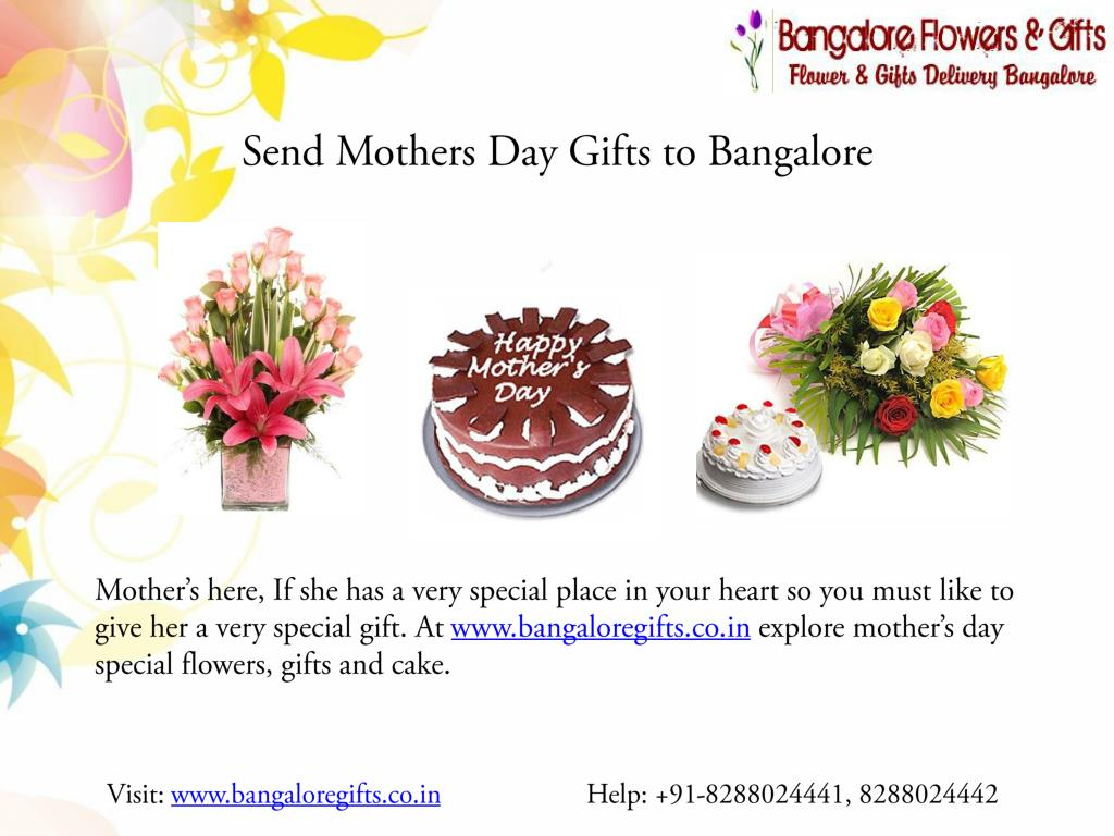 PPT - Send Gifts to Bangalore