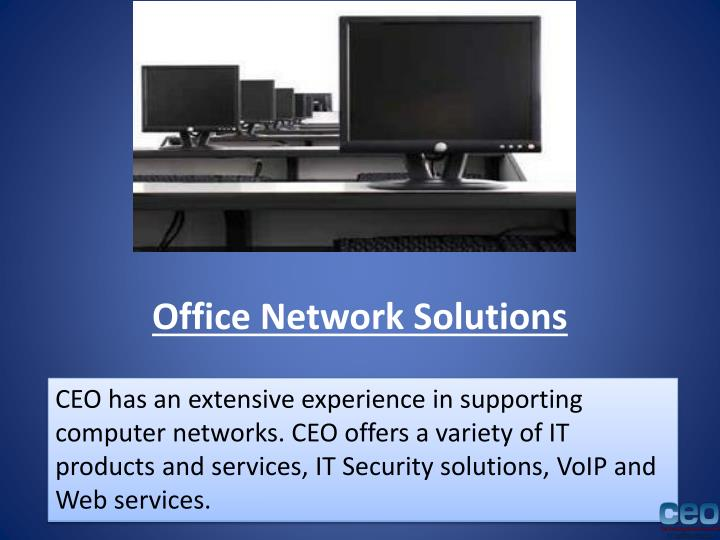 Office Network Solutions