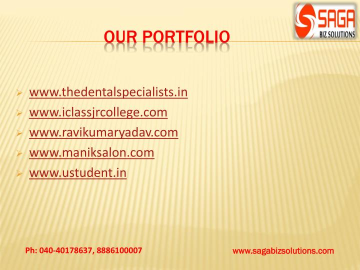 www.thedentalspecialists.in