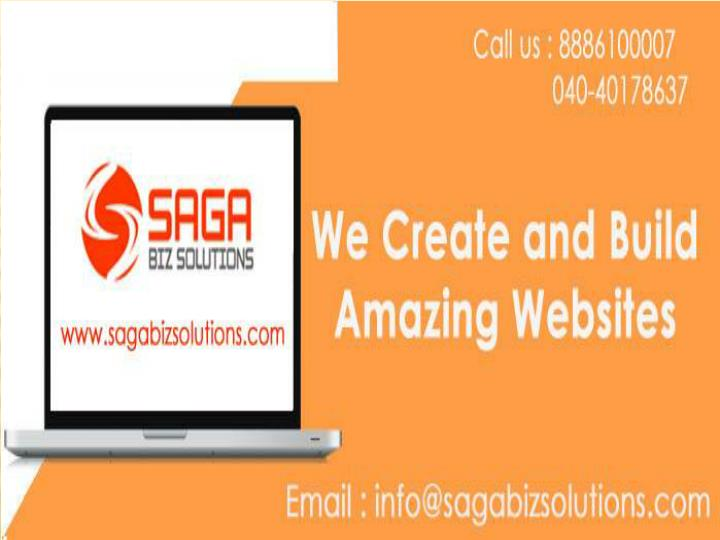Cms web development services in hyderabad sagabiz solutions