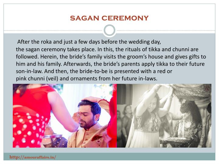 Sagan ceremony