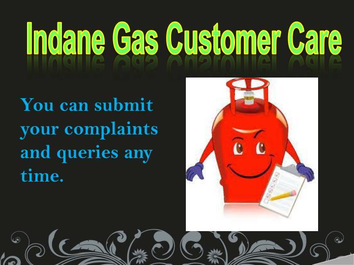 Indane Gas Customer Care