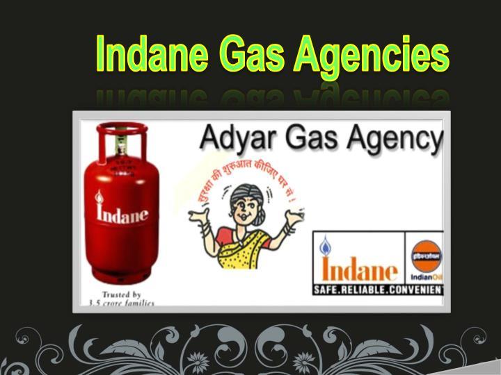 Indane Gas Agencies
