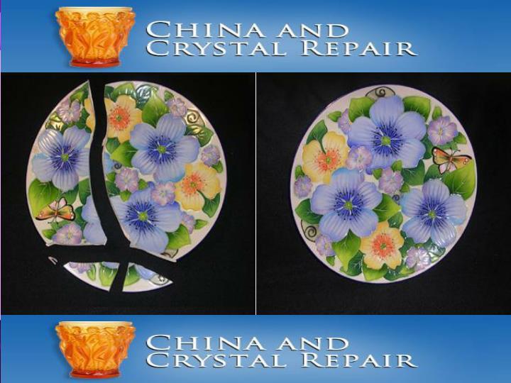 Ceramic repair at china and crystal repair 7143823