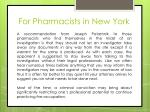 for pharmacists in new york3
