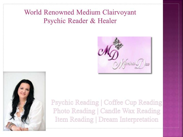 Psychic Reading | Coffee Cup Reading