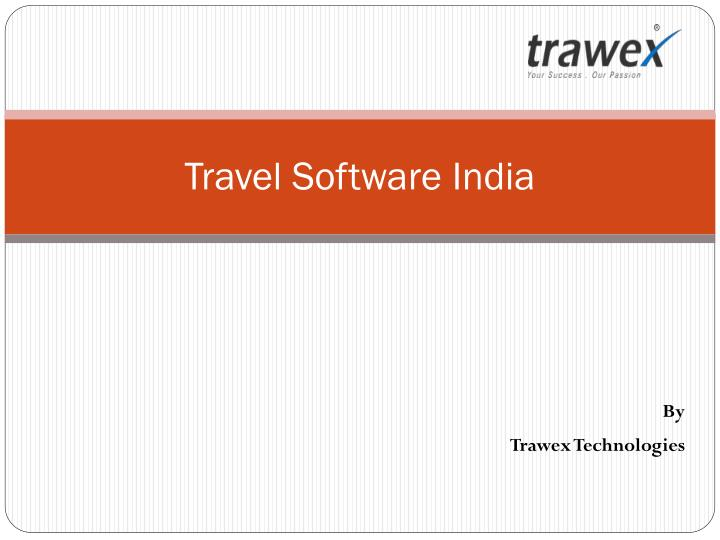 travel software india n.