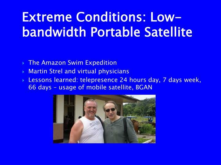 The Amazon Swim Expedition