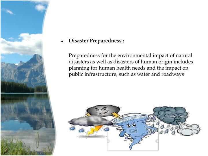 impact of natural disaster on infrastructure However, the dalys measure the impact of diseases exclusively on health, while our measurement is aimed at accounting for the impact of disasters on human welfare more generally, including the impact through infrastructure and capital destruction.