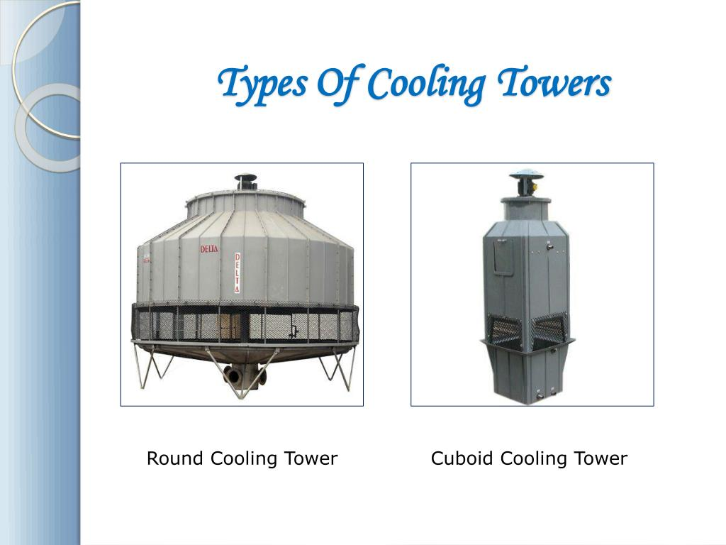Cooling Towers Manufacturers Delhi