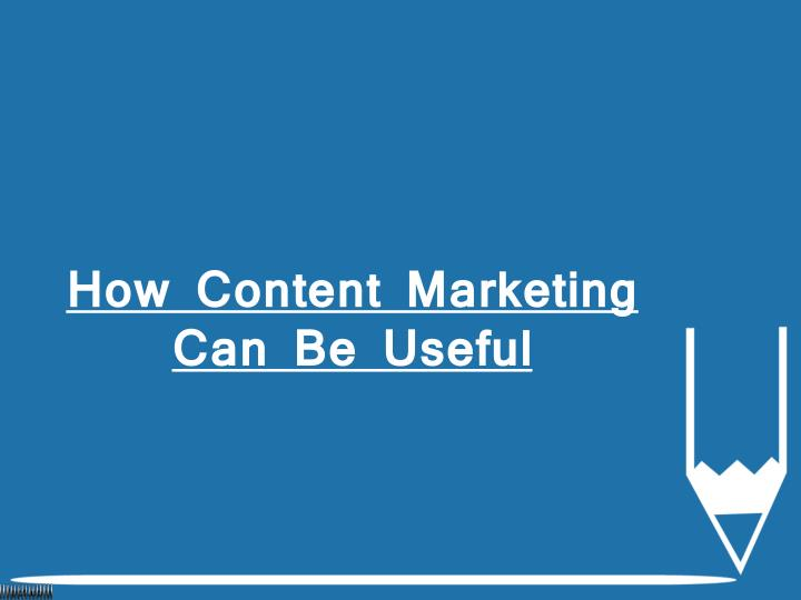 how content marketing can be useful n.