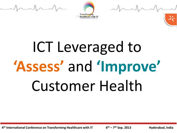 ICT Leveraged to