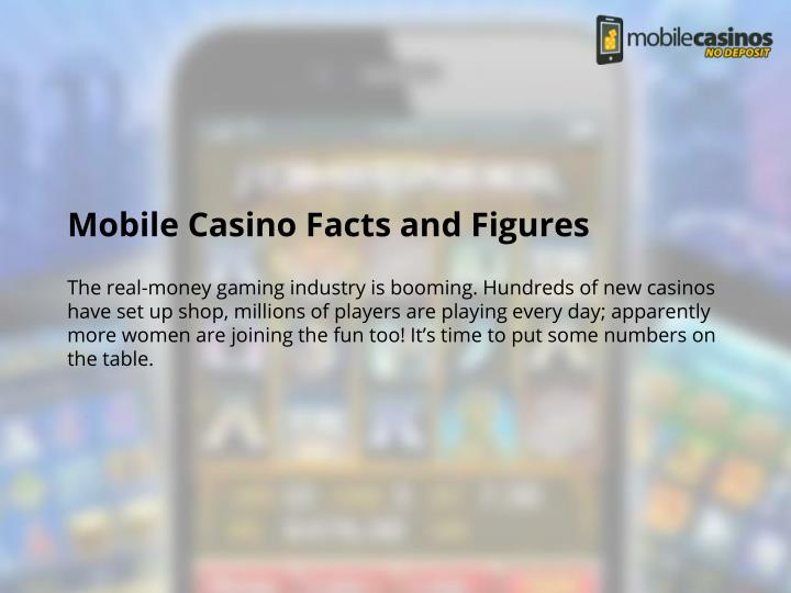 mobile casino facts and figures n.