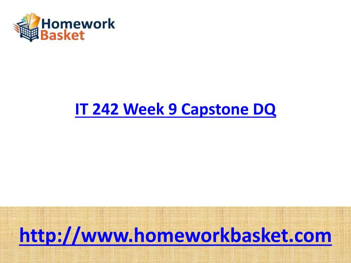 xacc 280 week 9 capstone dq Xacc 280 week 7 dq 1 and dq 2docx description reviews (1) 1 discussion questions select three ratios, one from each category—liquidity, profitability.