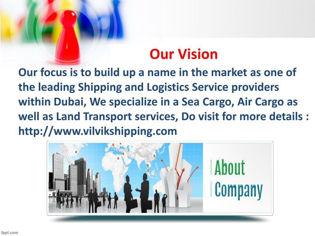 PPT - Sea Cargo Company In Dubai PowerPoint Presentation - ID:7150316